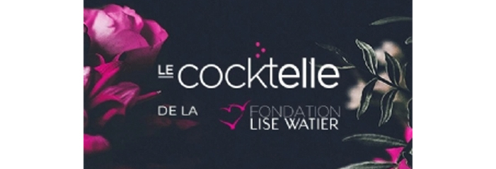 2019 Lise Watier Foundation Cocktelle